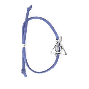 Harry Potter: Deathly Hallows Bracelet (Blue)