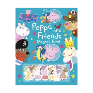 Peppa Pig – 11. Peppa and Friends Magnet Book