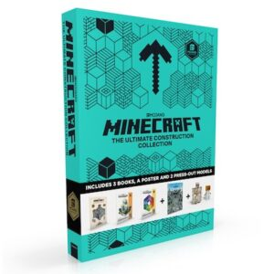 Minecraft: Ultimate Construction Collection Gift Box