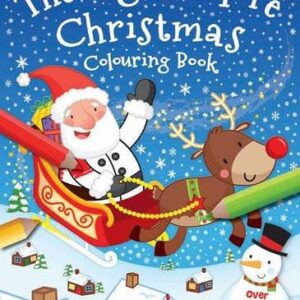 The Night Before Christmas Colouring Book