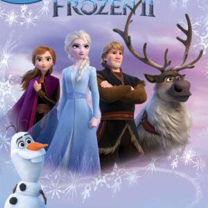 Disney Frozen II: My Busy Books
