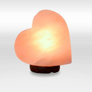 MINI USB HIMALAYAN SALT LAMP – HEART