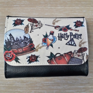 Wallet – Harry Potter (Cream)