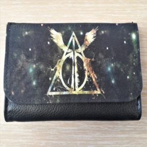 Wallet – Harry Potter (Deathly Hallows)