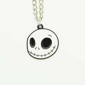 A Nightmare Before Christmas: Jack Skellington Necklace